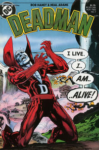 Cover Thumbnail for Deadman (DC, 1985 series) #7