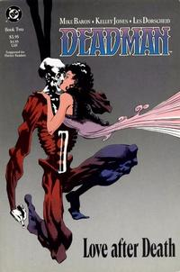 Cover Thumbnail for Deadman: Love After Death (DC, 1989 series) #2