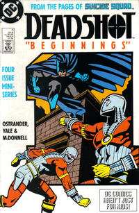 Cover Thumbnail for Deadshot (DC, 1988 series) #1 [Direct Edition]