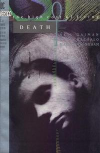 Cover Thumbnail for Death: The High Cost of Living (DC, 1993 series) #1 [Standard Cover]