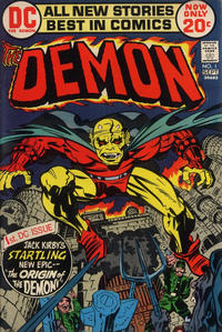 Cover Thumbnail for The Demon (DC, 1972 series) #1