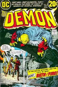Cover Thumbnail for The Demon (DC, 1972 series) #2
