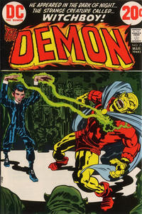 Cover Thumbnail for The Demon (DC, 1972 series) #7