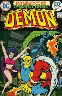 Cover Thumbnail for The Demon (DC, 1972 series) #16