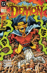 Cover Thumbnail for The Demon (DC, 1990 series) #1