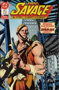 Cover Thumbnail for Doc Savage (DC, 1987 series) #1