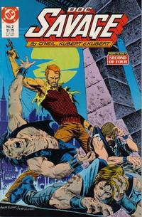 Cover Thumbnail for Doc Savage (DC, 1987 series) #2