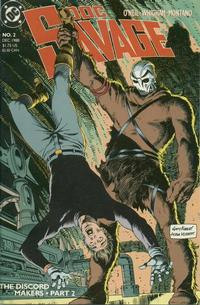 Cover for Doc Savage (DC, 1988 series) #2