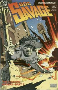 Cover Thumbnail for Doc Savage (DC, 1988 series) #5