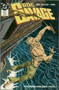 Cover Thumbnail for Doc Savage (DC, 1988 series) #7