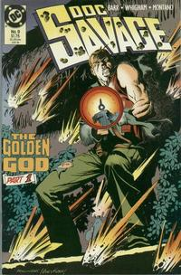 Cover Thumbnail for Doc Savage (DC, 1988 series) #9