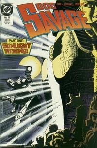 Cover Thumbnail for Doc Savage (DC, 1988 series) #11