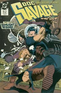 Cover Thumbnail for Doc Savage (DC, 1988 series) #14