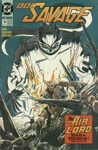 Cover Thumbnail for Doc Savage (DC, 1988 series) #19