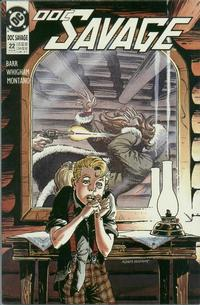 Cover Thumbnail for Doc Savage (DC, 1988 series) #22