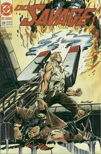 Cover Thumbnail for Doc Savage (DC, 1988 series) #23