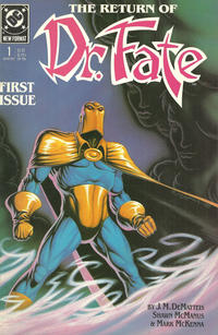 Cover Thumbnail for Doctor Fate (DC, 1988 series) #1