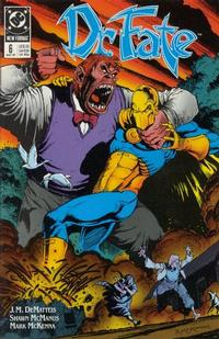 Cover Thumbnail for Doctor Fate (DC, 1988 series) #6