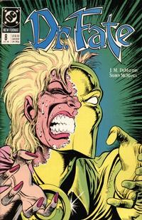 Cover Thumbnail for Doctor Fate (DC, 1988 series) #8