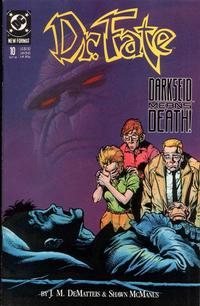 Cover Thumbnail for Doctor Fate (DC, 1988 series) #10