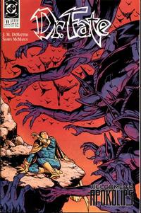 Cover Thumbnail for Doctor Fate (DC, 1988 series) #11