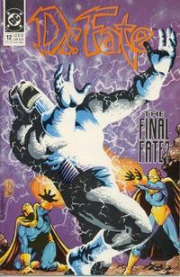 Cover for Doctor Fate (DC, 1988 series) #12