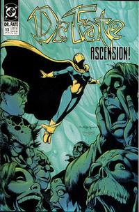 Cover Thumbnail for Doctor Fate (DC, 1988 series) #13