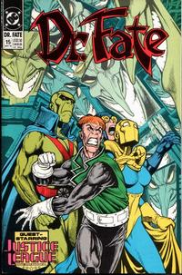 Cover Thumbnail for Doctor Fate (DC, 1988 series) #15