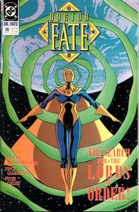 Cover Thumbnail for Doctor Fate (DC, 1988 series) #26