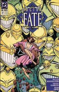 Cover Thumbnail for Doctor Fate (DC, 1988 series) #27