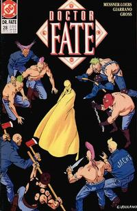 Cover Thumbnail for Doctor Fate (DC, 1988 series) #28