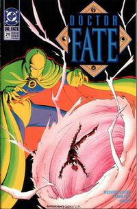 Cover Thumbnail for Doctor Fate (DC, 1988 series) #29