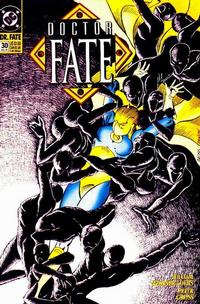 Cover Thumbnail for Doctor Fate (DC, 1988 series) #30