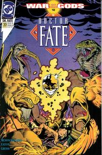 Cover Thumbnail for Doctor Fate (DC, 1988 series) #33