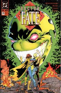 Cover Thumbnail for Doctor Fate (DC, 1988 series) #35