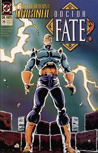 Cover Thumbnail for Doctor Fate (DC, 1988 series) #36
