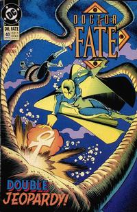 Cover Thumbnail for Doctor Fate (DC, 1988 series) #40