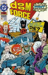 Cover Thumbnail for Doom Force Special (DC, 1992 series) #1