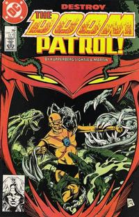 Cover Thumbnail for Doom Patrol (DC, 1987 series) #2 [Direct Edition]