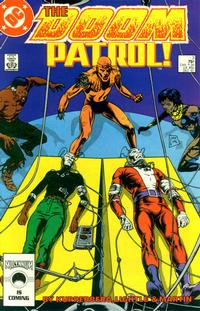 Cover Thumbnail for Doom Patrol (DC, 1987 series) #3 [Direct]