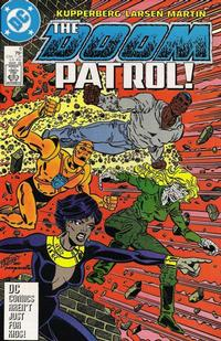 Cover Thumbnail for Doom Patrol (DC, 1987 series) #6 [Direct Edition]