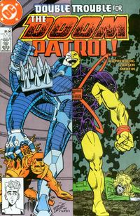 Cover Thumbnail for Doom Patrol (DC, 1987 series) #11 [Direct Edition]