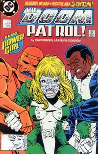 Cover Thumbnail for Doom Patrol (DC, 1987 series) #13 [Direct Edition]