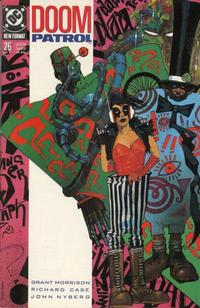 Cover Thumbnail for Doom Patrol (DC, 1987 series) #26