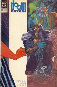 Cover Thumbnail for Doom Patrol (DC, 1987 series) #28