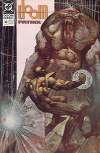 Cover Thumbnail for Doom Patrol (DC, 1987 series) #30