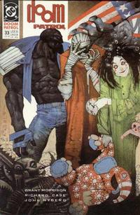 Cover Thumbnail for Doom Patrol (DC, 1987 series) #33