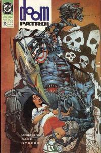 Cover Thumbnail for Doom Patrol (DC, 1987 series) #35
