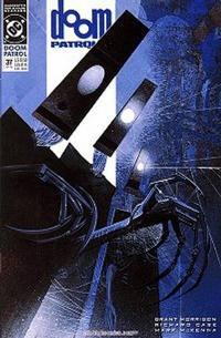 Cover Thumbnail for Doom Patrol (DC, 1987 series) #37