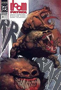Cover Thumbnail for Doom Patrol (DC, 1987 series) #38